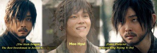 6th Dragon Moo Hyool A