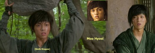 6th Dragon Moo Hyool B