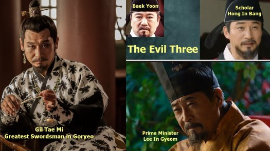 The Evil Three